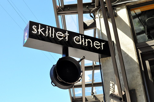 Skillet Diner - Seattle | by Cathy Chaplin | GastronomyBlog.com