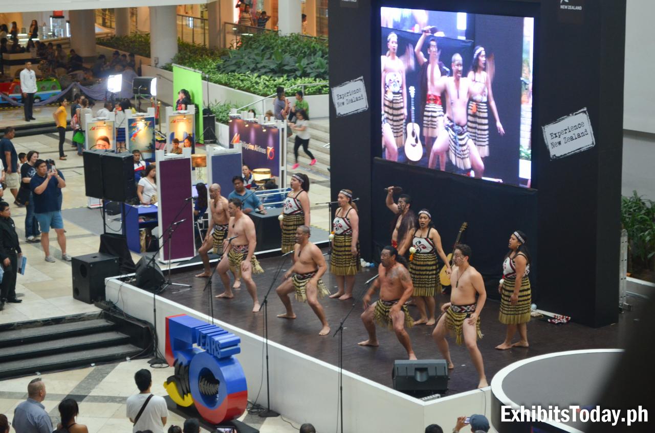 Kapa Haka Dancers