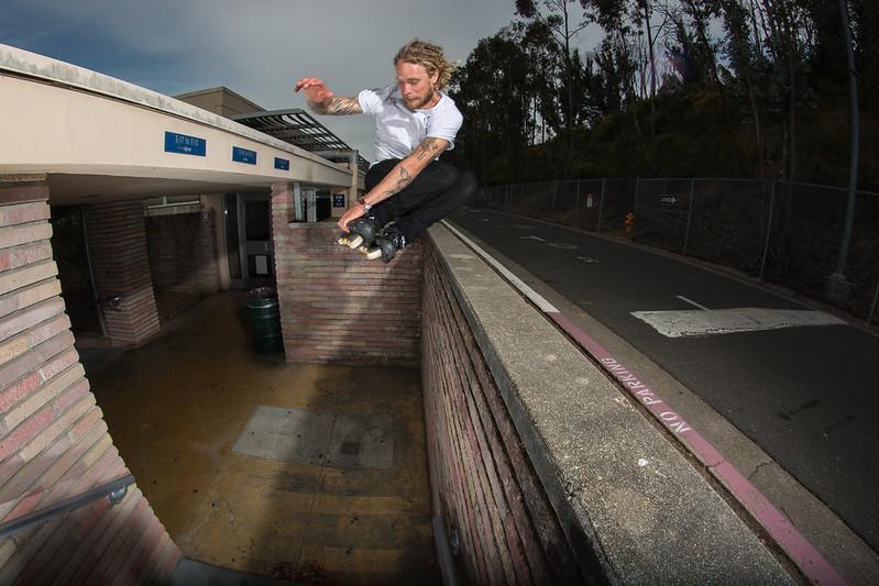 Cameron Talbott / 180 Parallel Grab / Belmont