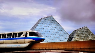 Monorail Monday Blues | by Express Monorail