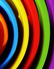 Abstract Rainbow by moosejive2