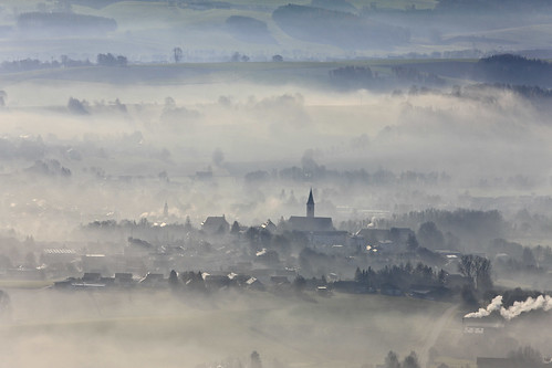 Smoke And Fog | by Aerial Photography