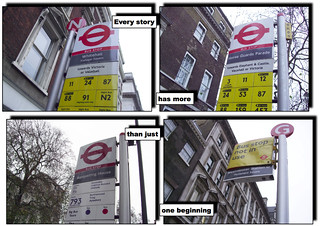 Bus Stop Vol 2, Winter Solstice 2011: multi-story | by Mister Higgs