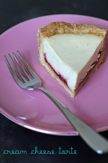cream cheese torte | by awhiskandaspoon