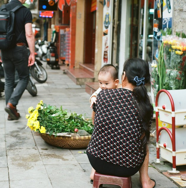 {Hanoi - venders 4}
