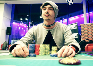 Edoardo Alescio | by WPT Europe