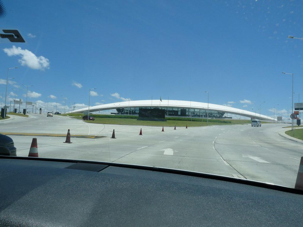 Uruguay, Carrasco Airport