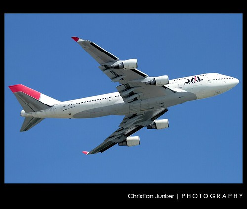 Boeing | 747-446 | Japan Airlines | JA8077 | Hong Kong | HKG | VHHH | by Christian Junker | Photography