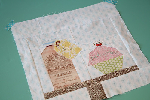 alice in wonderland block | by suzettra
