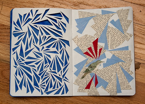 Sketchbook Project 2012 | by Rachael Ashe