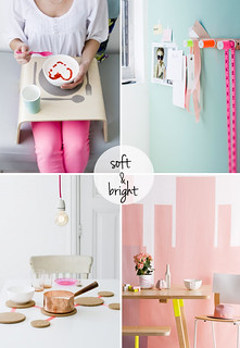 pastel & neon | by the style files