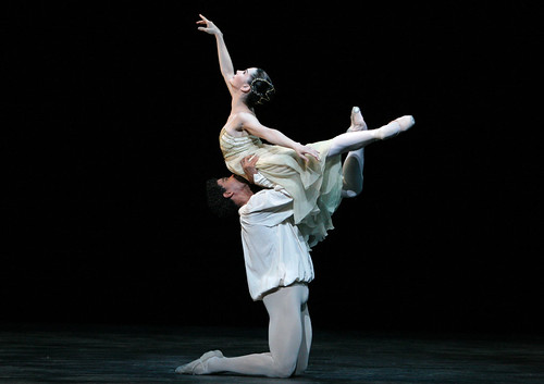 Tamara Rojo as Juliet and Carlos Acosta as Romeo in Romeo and Juliet © Dee Conway/ROH 2012 | by Royal Opera House Covent Garden