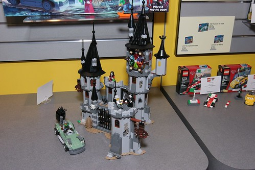 Toy Fair 2012 - Monster Fighters - 9468 Vampire Castle - 03 | by fbtb