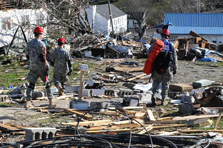 Kentucky tornado relief | by The U.S. Army