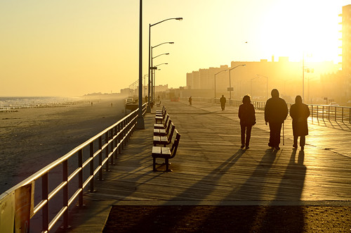 Rockaway Beach sunset | by Eric Reichbaum