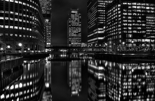Canary Wharf | by Kyle Meadows Photography