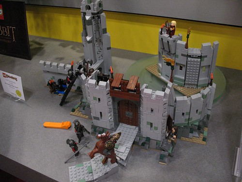 Toy Fair 2012 - The Lord of the Rings - 9474 The Battle of Helm's Deep - 01 | by fbtb