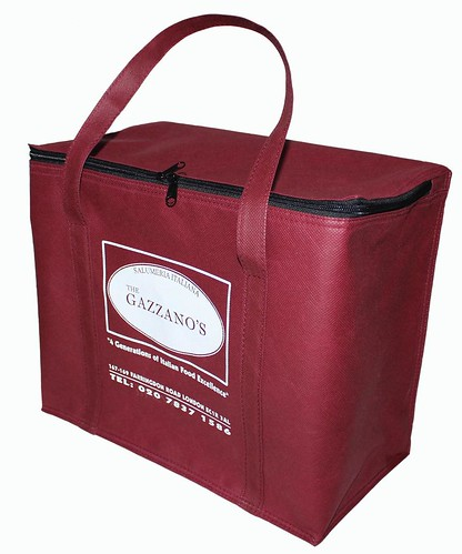 Gazzanos - COOLER Bag | by ecobagsltd