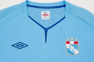 Sporting Cristal 2012 Home Shirt | by umbrofootball