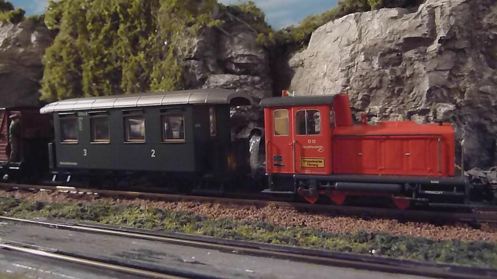 Maenclochog Mine Train