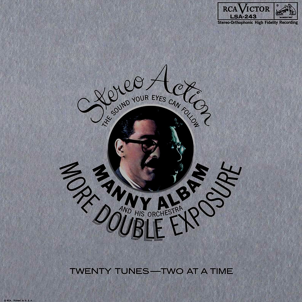 Manny Albam - More Double Exposure