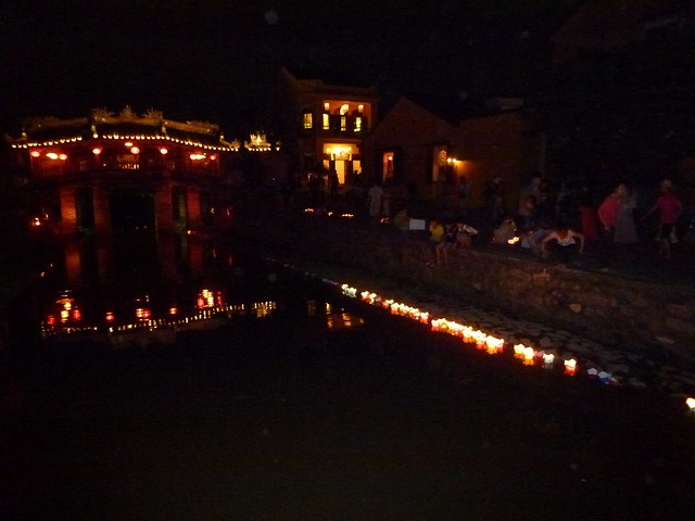 Down by the Japanese bridge for Ching Ming festival