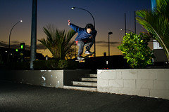 Jamie Ly - Ollie by LukeMorgan