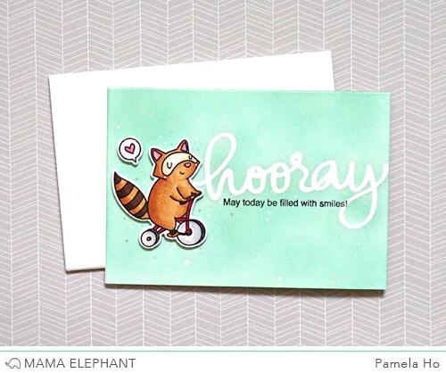 Mama Elephant - Rowdy Raccoons
