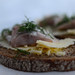 Febuary 24th - Pickled White Fish on Rye Bread