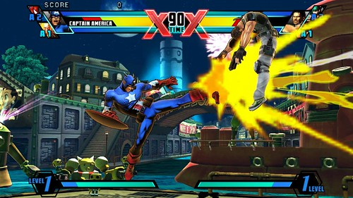 Ultimate Marvel vs Capcom 3 for PS Vita | by PlayStation.Blog