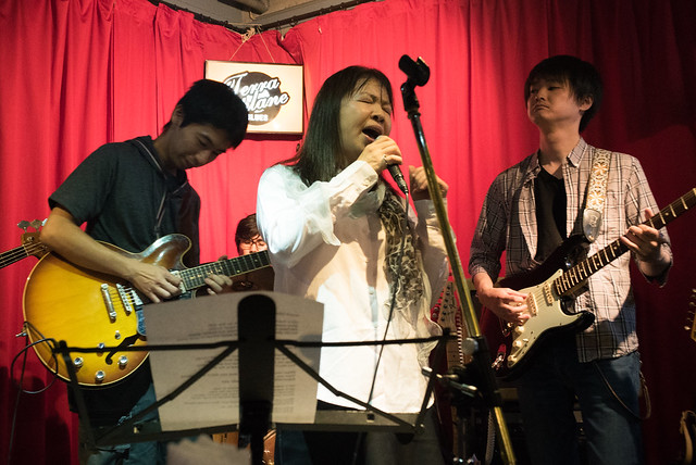 T.G.I.F. Blues Session at Terraplane, Tokyo, 10 Jun 2016 -00298