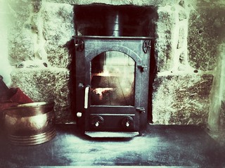 Wood burning stove | by *Tom*