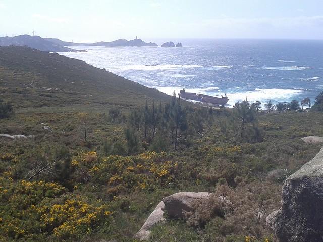 Cabo Vilán en Camariñas