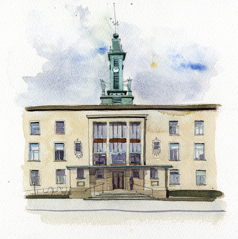 Town House Kirkcaldy