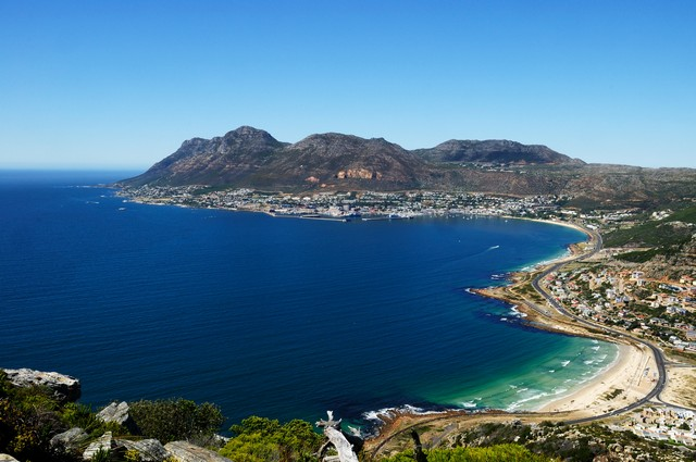 Cape Town, False Bay, Simonstown