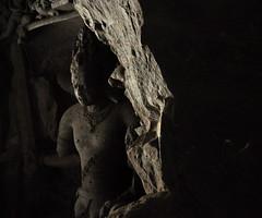 BHAIRAVA - a frightful form of Shiva. by bangdiwalas