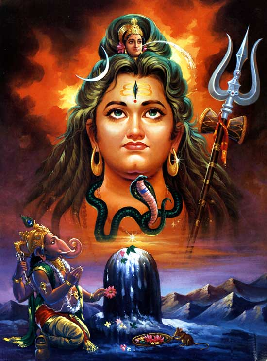 Indian Gods Shiva Lord Shiv God Shiva Hindu God