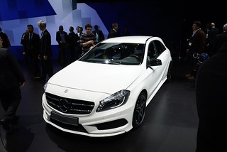 2012 Geneva Motor Show - Mercedes Benz A Class | by The National Roads and Motorists' Association