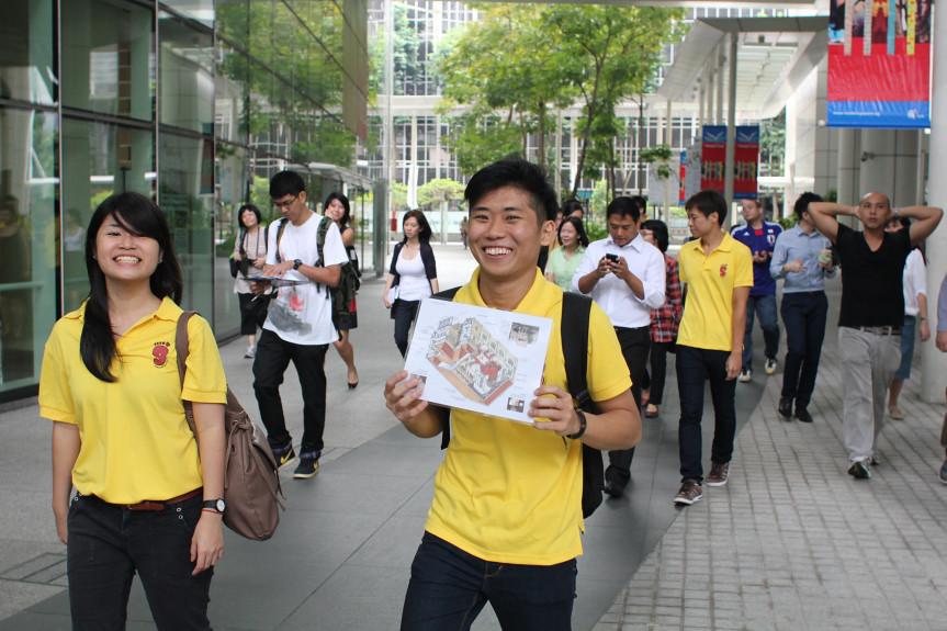 Singapore Free Walking Tour