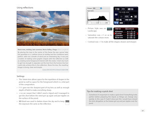Creative Landscape Photography book sample page 4 | by Cameralabs