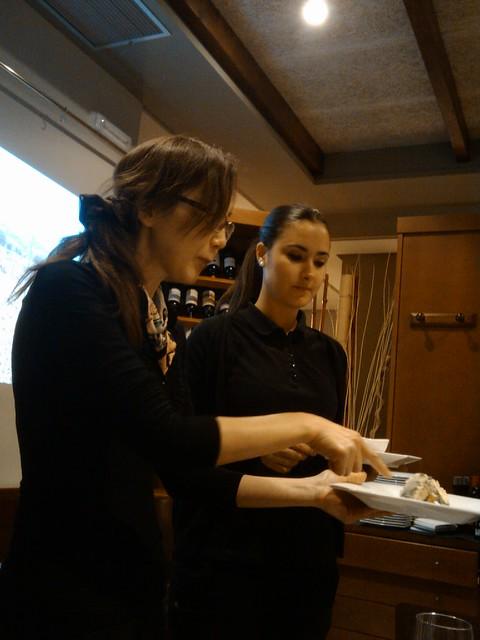 Toshiko Fujii - Cocina Japonesa con Maridaje Mediterráneo - Bodegón de Carlos - Vila-real