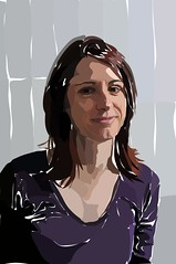 Julia. Adobe Illustrator. 2012. by Drew Ferrie