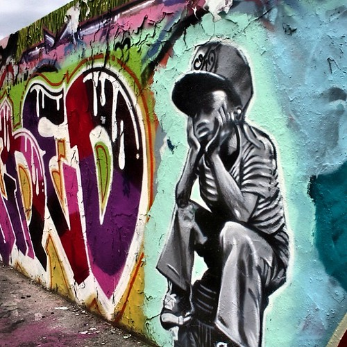 Art At Mauerpark Berlin | by Karma Scrub