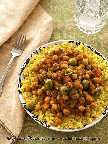 Moroccan Chickpea (1/2) | by Bitter-Sweet-