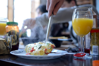 Febuary 12th -  Omelet  Before Quebec Carnival | by The Hungry Cyclist