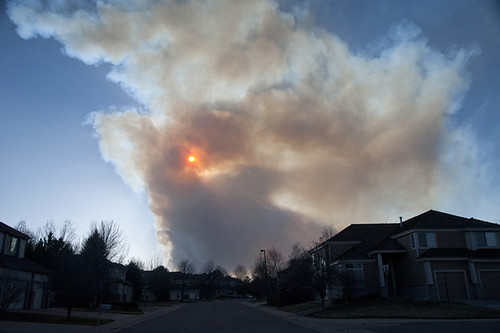 North Fork Fire - Colorado | by American Red Cross