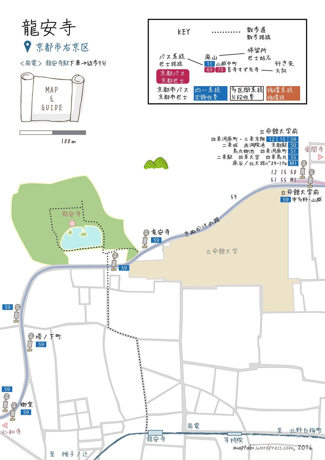ryoanji_map