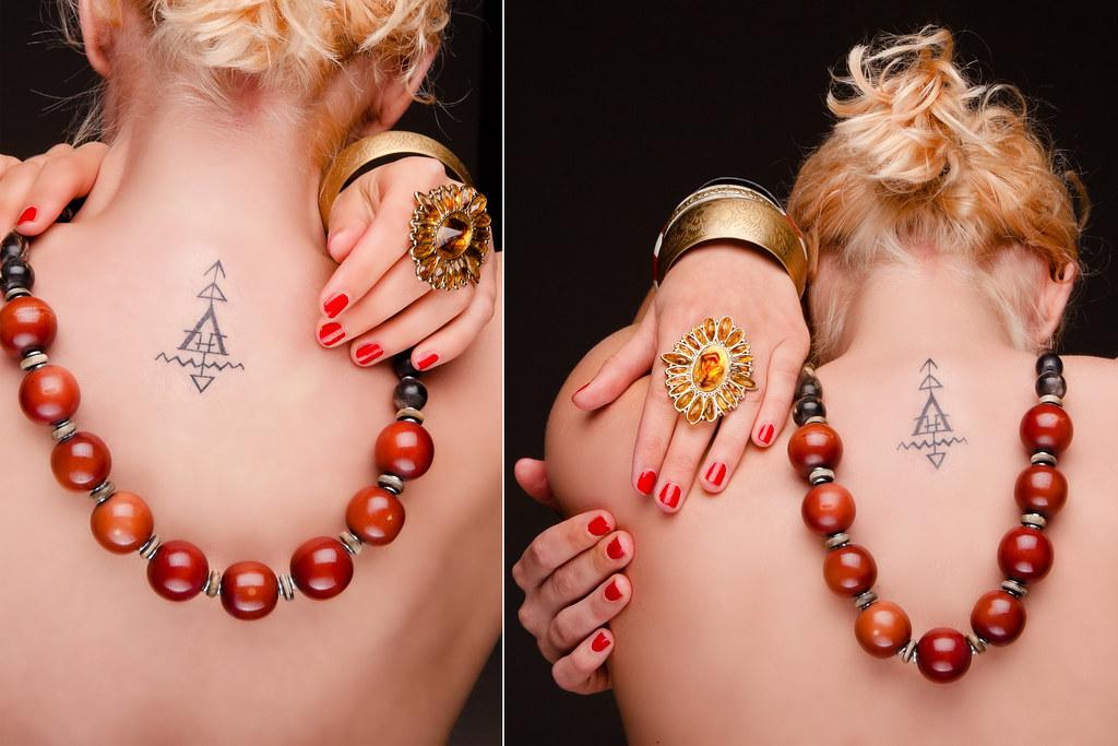 Elīnas tetovējumi