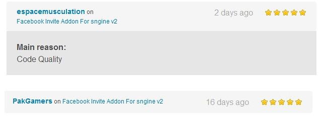 Facebook Invite Addon For Sngine - 11