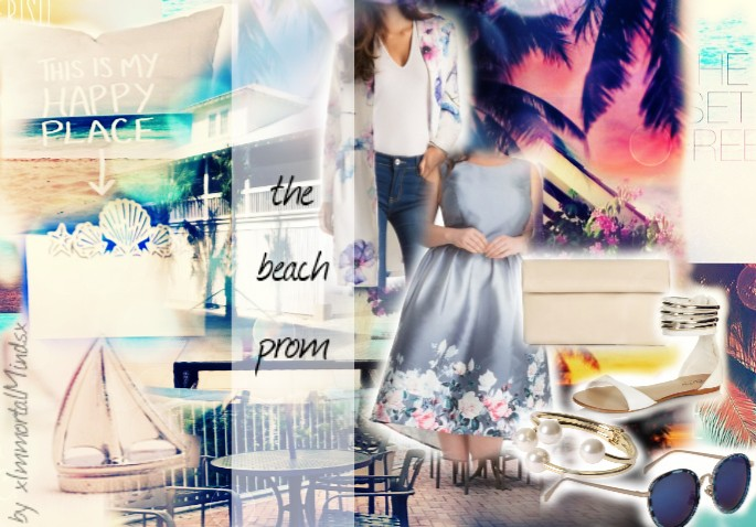 CREATE AN OUTFIT: THE BEACH PROM